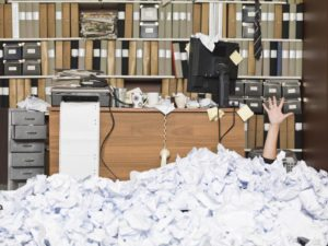 Organizing Your Home Office Paperwork